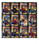 Comic Modular Wall Display Tiles for 12 Comics